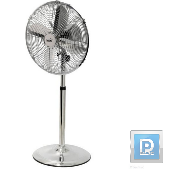 Fém álló ventillátor 40 cm 50 w