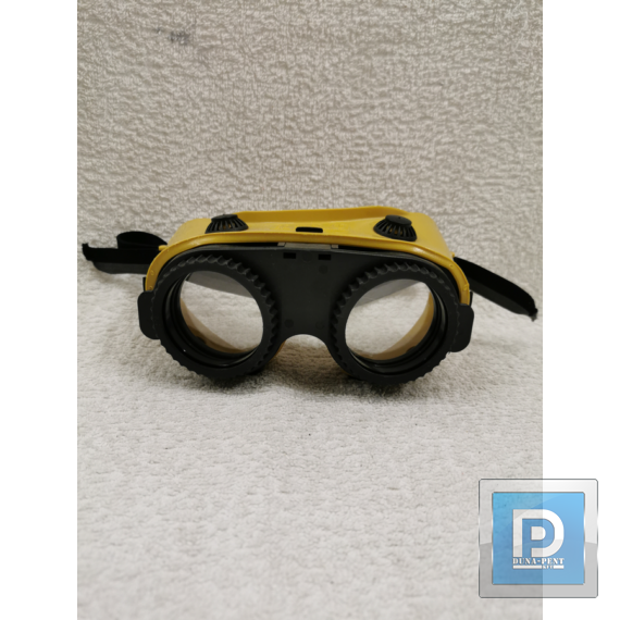 Hegesztő szemüveg sárga