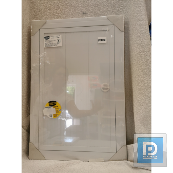 Szervízajtó PVC 400*600
